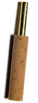 Professional Oboe Staples (brass, 47mm)
