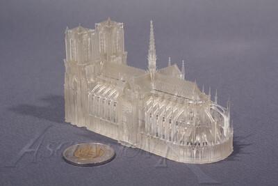 Réplique de Notre-Dame-de-Paris