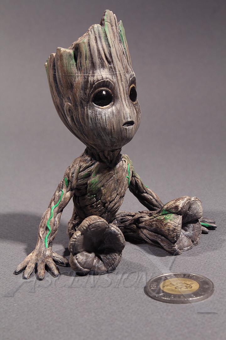 Bébé Groot (Fan Art)