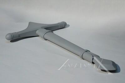 Manche d'épée décoratif, inspiré du Seigneur des Anneaux (Fan Art)