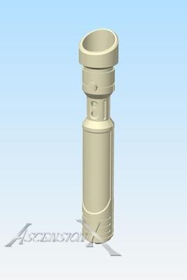 Fichier numérique d'un sabre laser (1 main)