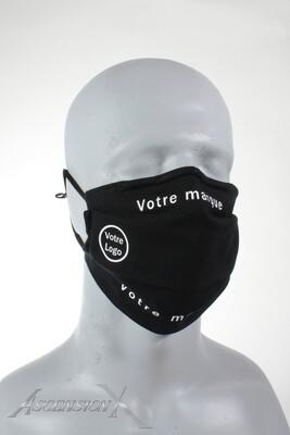 Masque de protection personnalisé (couvre visage)