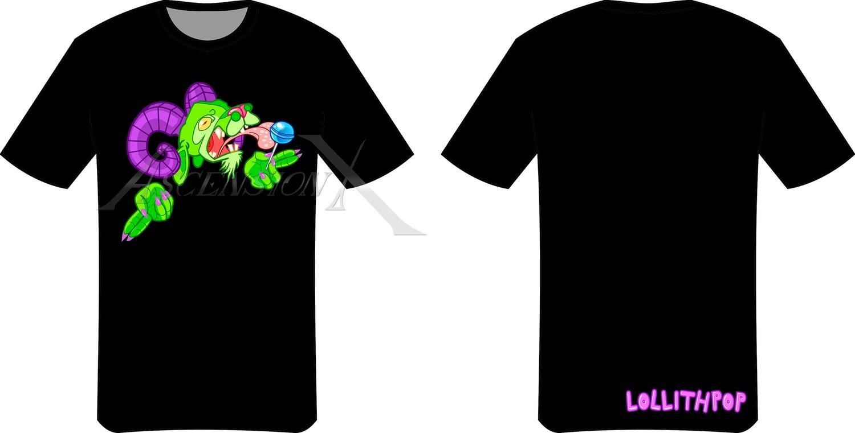 T-shirt Lollith Pop