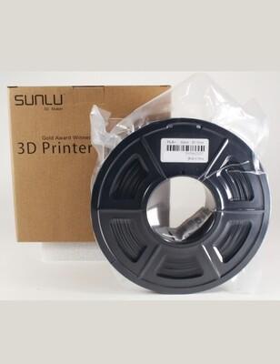 PLA+ Sunlu 1.75mm filament - NOIR