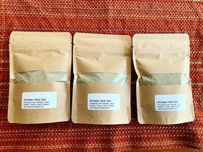 Shiitake Herb Salt-   100g