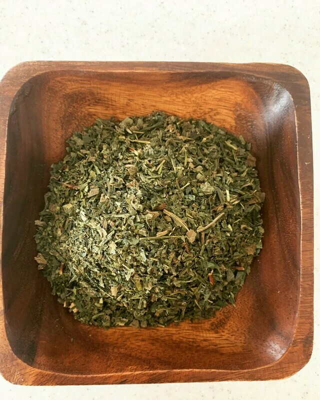 Nettle & Green Tea Blend
