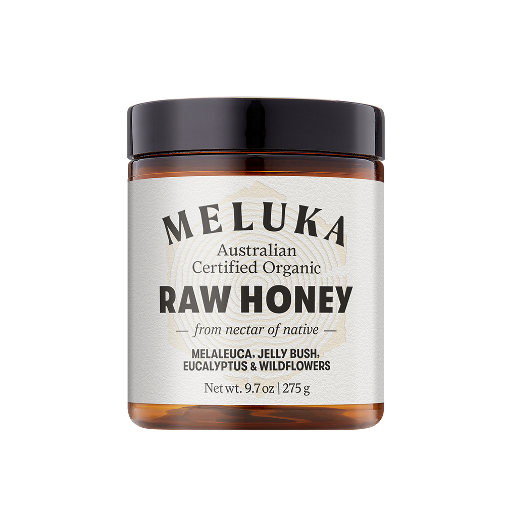Organic Meluka Raw Honey