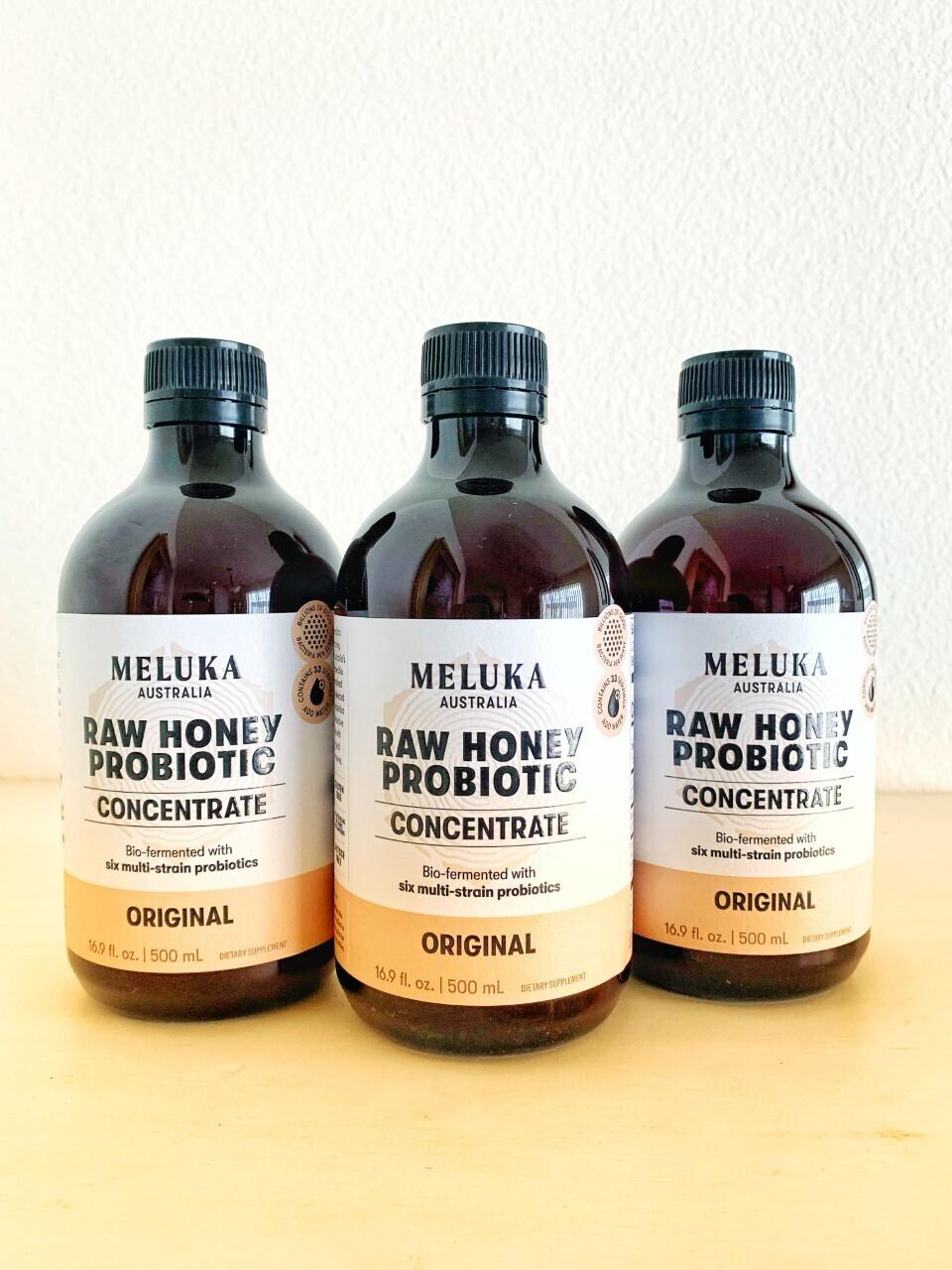 Raw Honey Probiotic