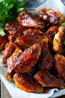 Chicken Wings by the Dozen