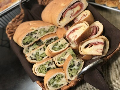 Italian Cold Cuts Calzone Loaf