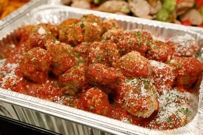 Mini Meatballs By The LB