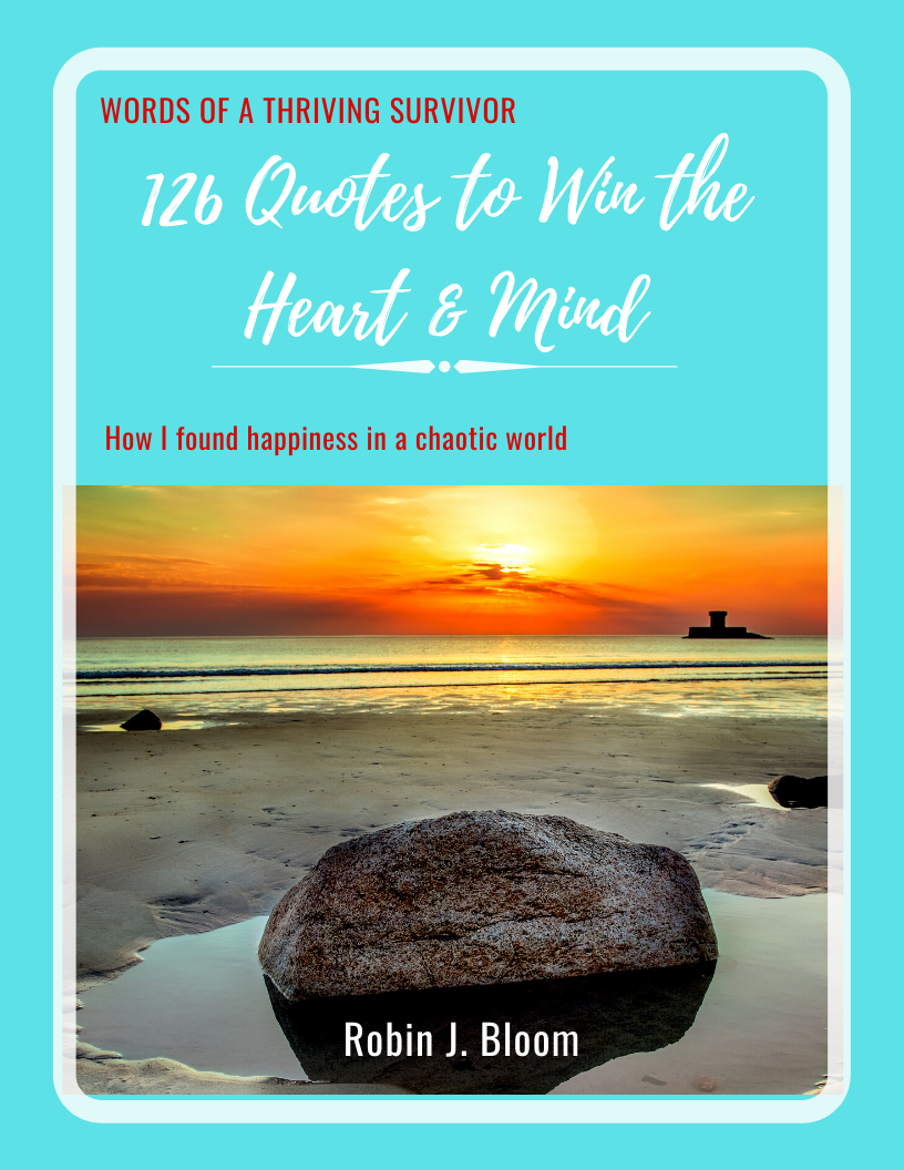 """126 Quotes to Win the Heart & Mind."" Standard PDF E-book, LAPTOP VERSION"