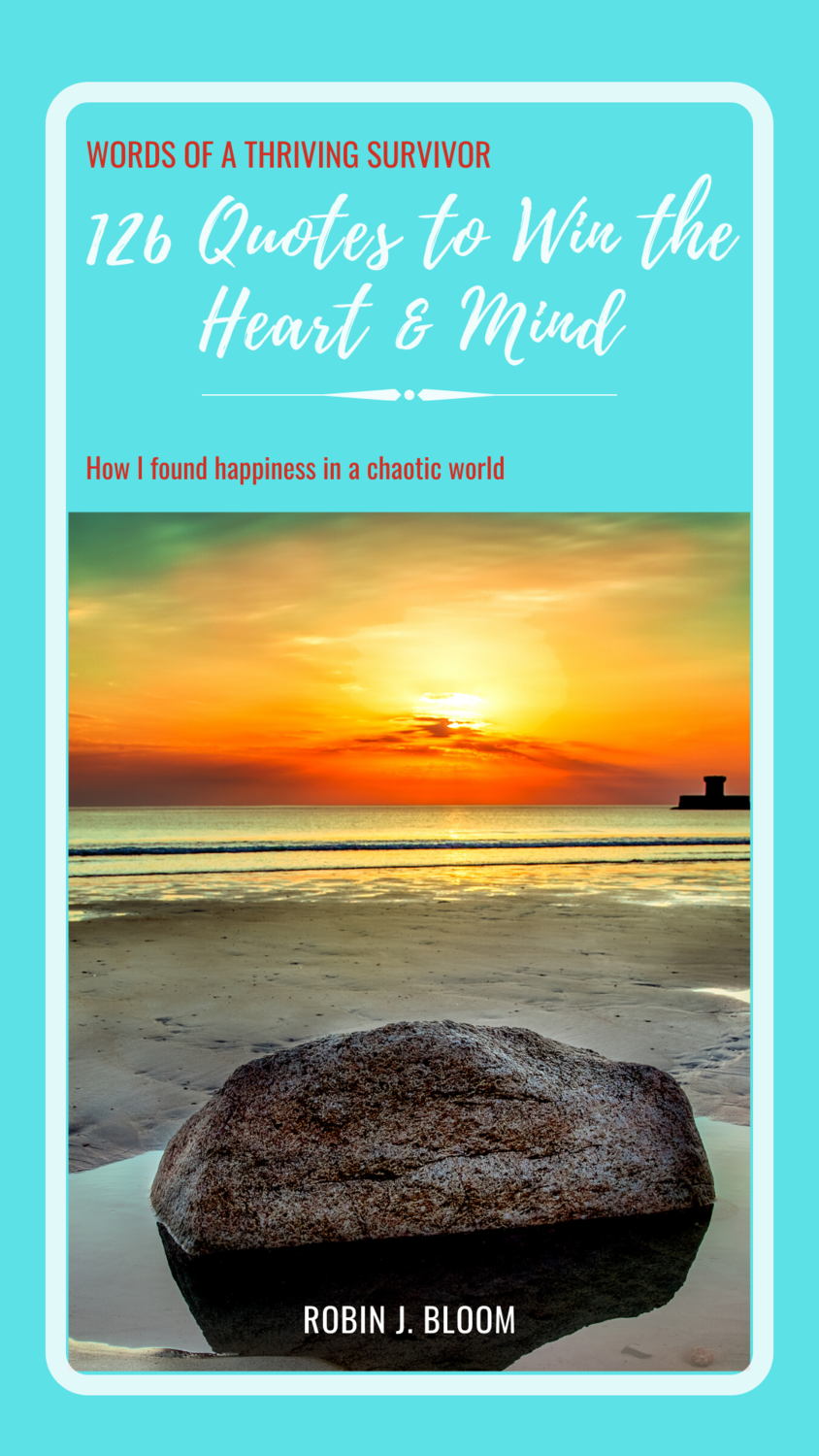 """""""126 Quotes to Win the Heart & Mind.""""  Standard PDF E-book, MOBILE VERSION"""