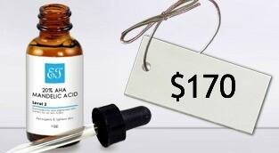 Aha Mandelic Acid 20% Level 2 (For the Body) 2 Oz.