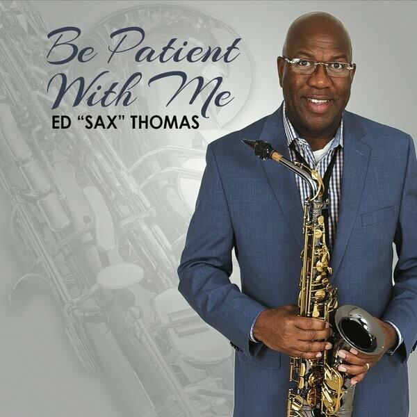 """""""Be Patient With Me"""" Gospel Jazz CD"""