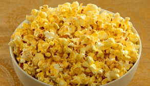 """Buttered Popcorn scented - 11"""" Intense Incense Sticks and small Cones - Made Fresh to Order"""