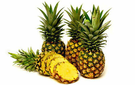 """Pineapple scented - 11"""" Intense Incense Sticks and small Cones - Made Fresh to Order"""