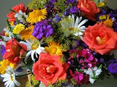 Floral Bouquet scented - 19