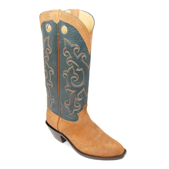 Rough Rider Working Cowboy Boots