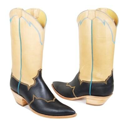 Night Hawk Cowboy Boots