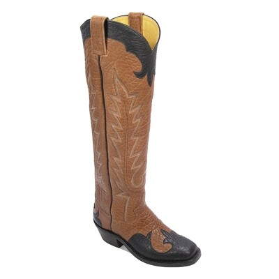 Espresso Bullhide Cowboy Boots