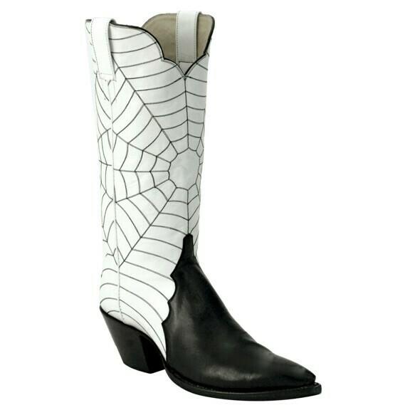 Spider Triad Cowboy Boots