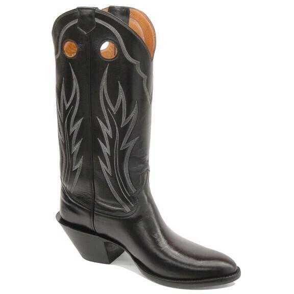 Fireside Cowboy Boots