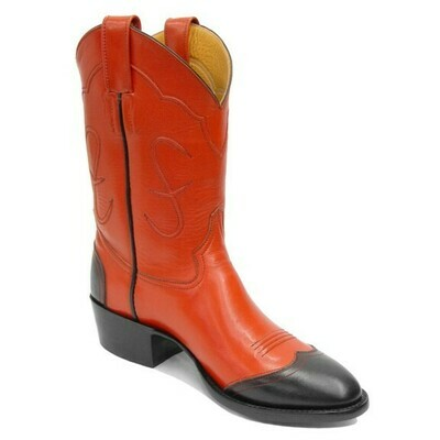 Rojo Loco Cowboy Boots