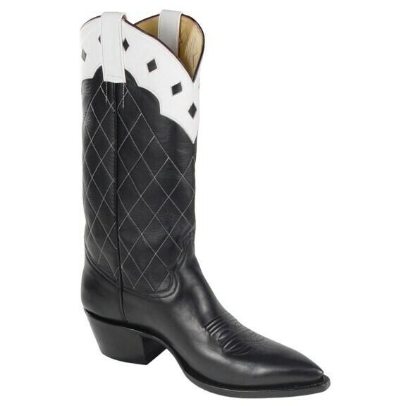 Texas Quilt Cowboy Boots
