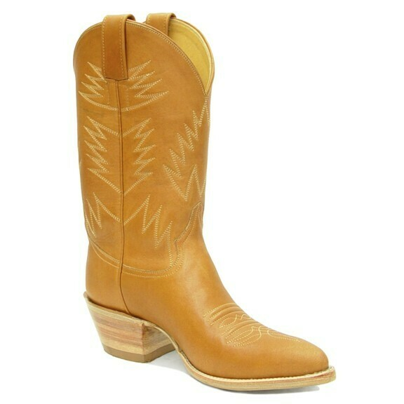 123 Stitched Cowboy Boots