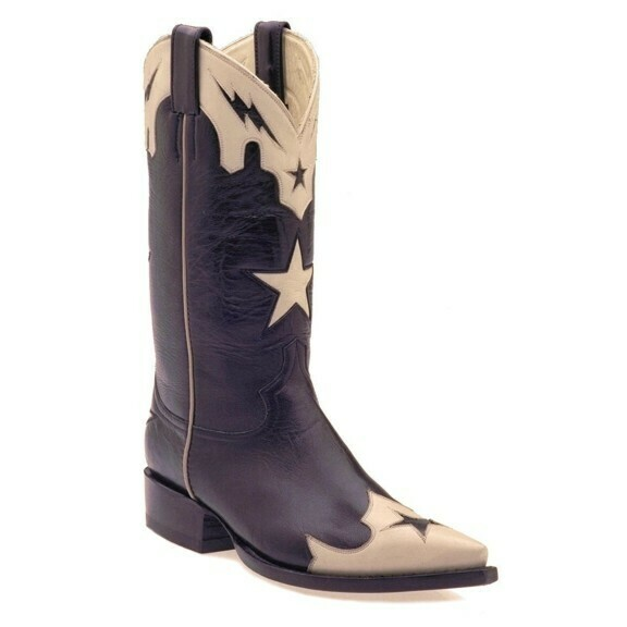 Thunderstorm Cowboy Boots