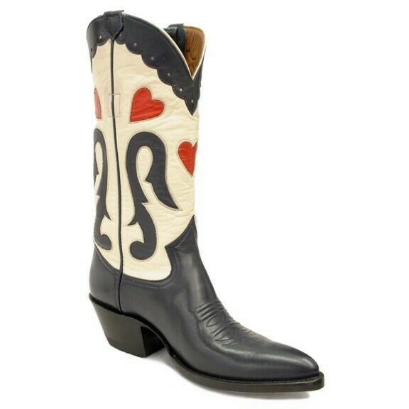 Pearl Cowboy Boots
