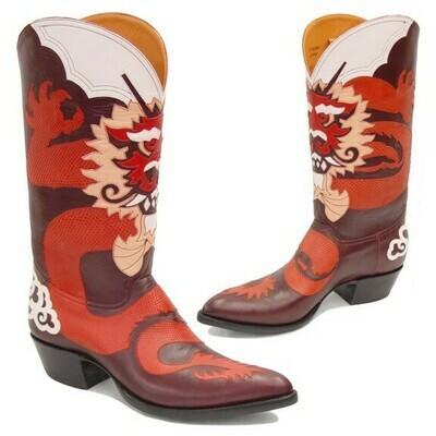 Rinjin Cowboy Boots