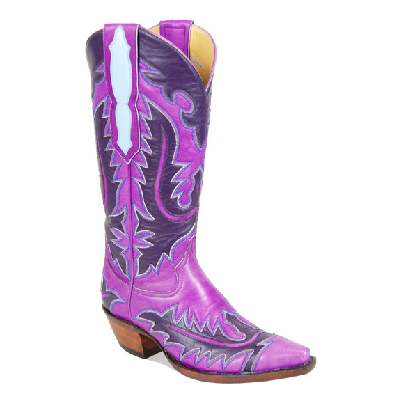 Purple Haze Cowboy Boots