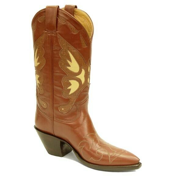 Britney Cowboy Boots