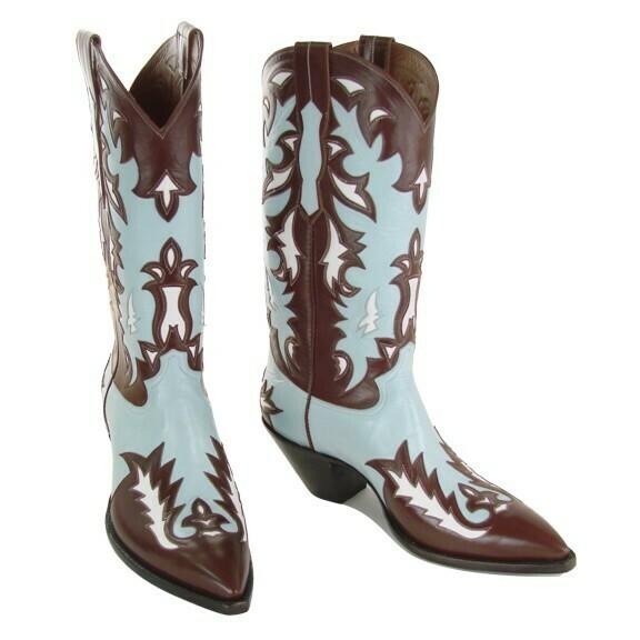Kaleidoscope Cowboy Boots