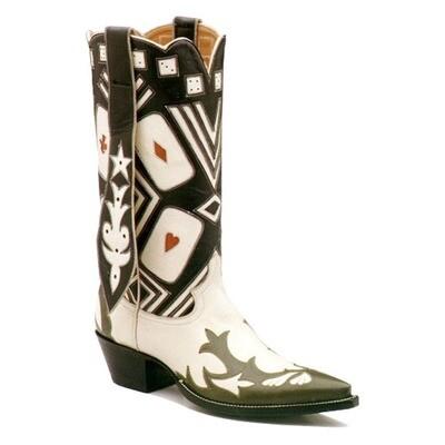 Las Vegas Cowboy Boots
