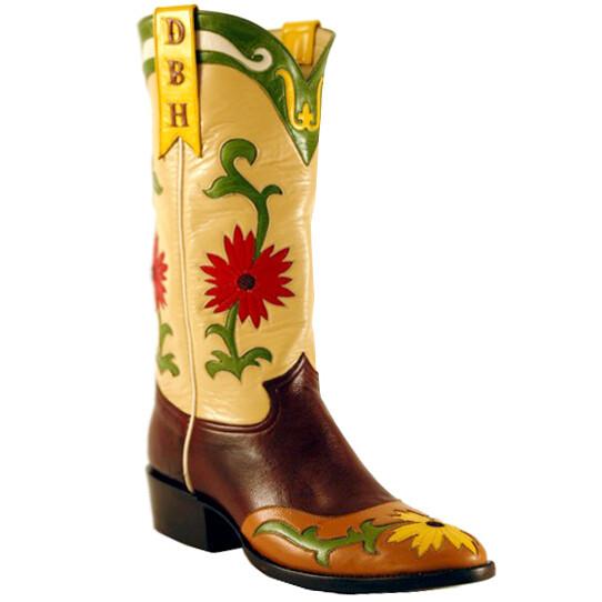 Macey Cowboy Boots