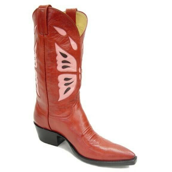 Monarch Cowboy Boots