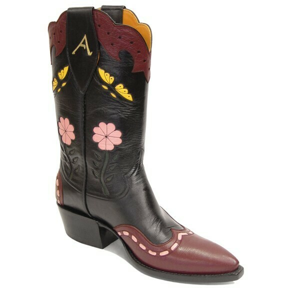 Gaucho Cowboy Boots