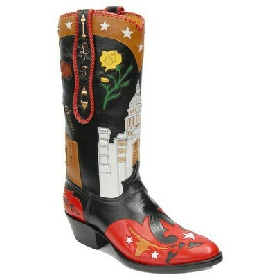 Alamo Cowboy Boots