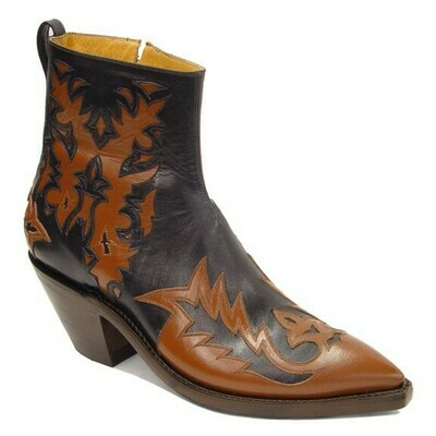 Kaleidoscope Ankle Boots