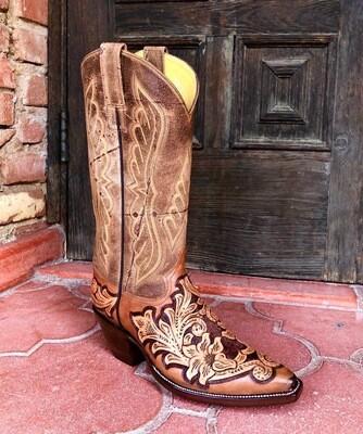 Umma Gumma Hand-Tooled Cowboy Boots