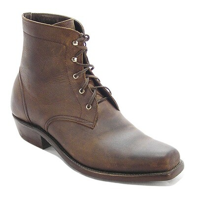 Finch Hatton Lace-Up Packer Boots