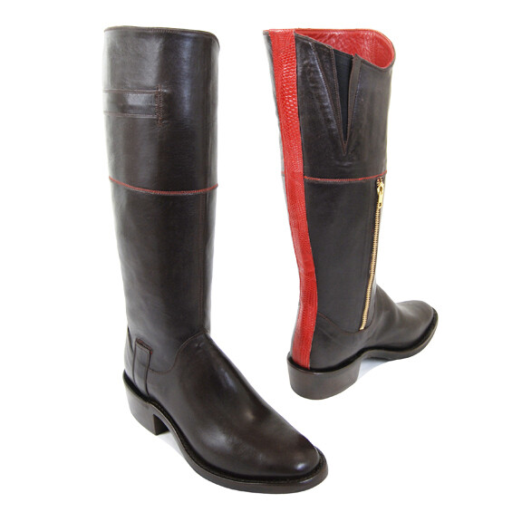 Chicago Riding Boots