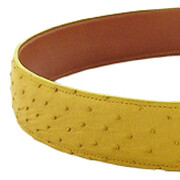Ostrich Belt