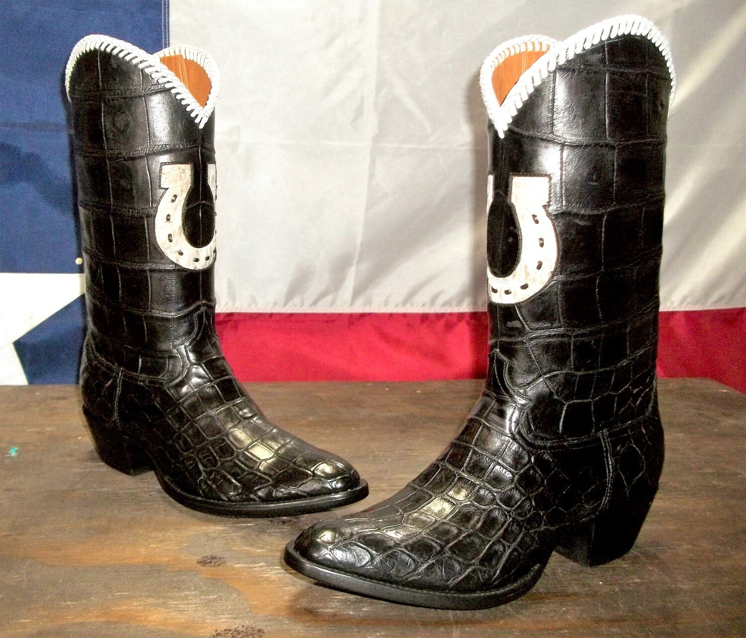 Good Luck Nile Cowboy Boots