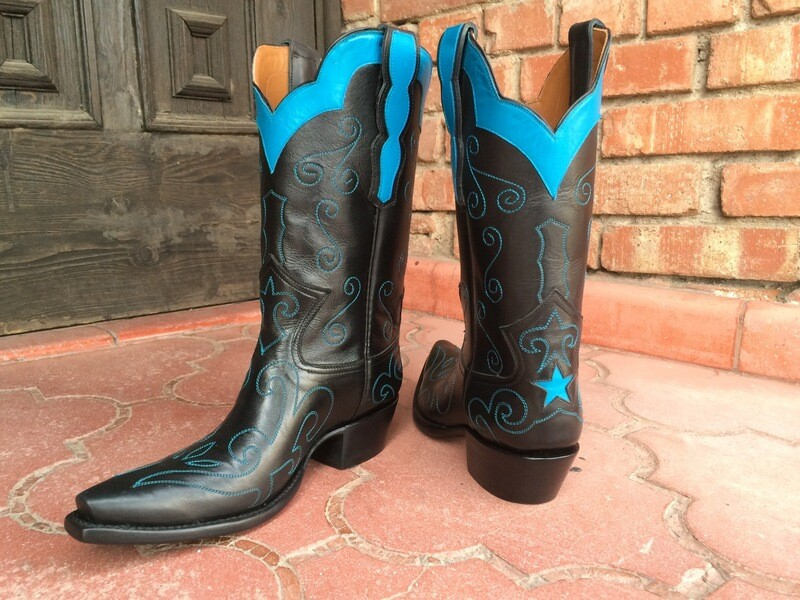 Soliloquy Cowboy Boots