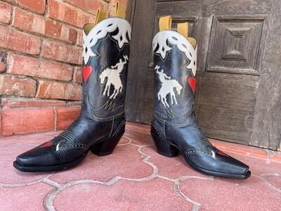 Pendleton Rodeo Cowboy Boots