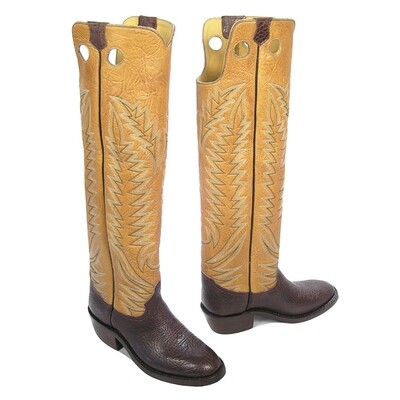 CSSSA School Riding Cowboy Boots